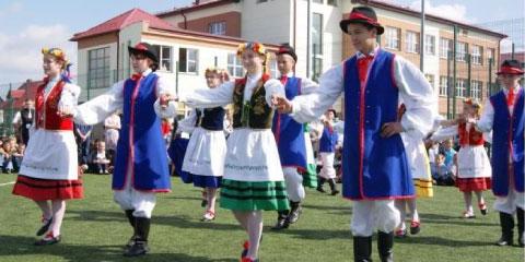 Zespół szkół Sulęczyno