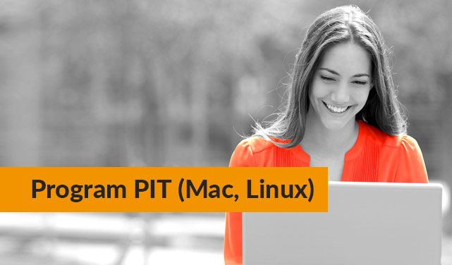Program PIT Mac, Linux, Windows